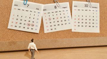 祝日移動に伴う2021年7月営業日変更について